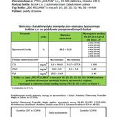 Biopell max premium certyfikat